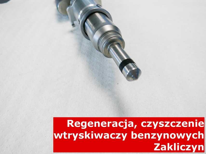 Wtrysk jednopunktowy z Zakliczyna w zakładzie regeneracji, zregenerowany na nowoczesnej maszynie