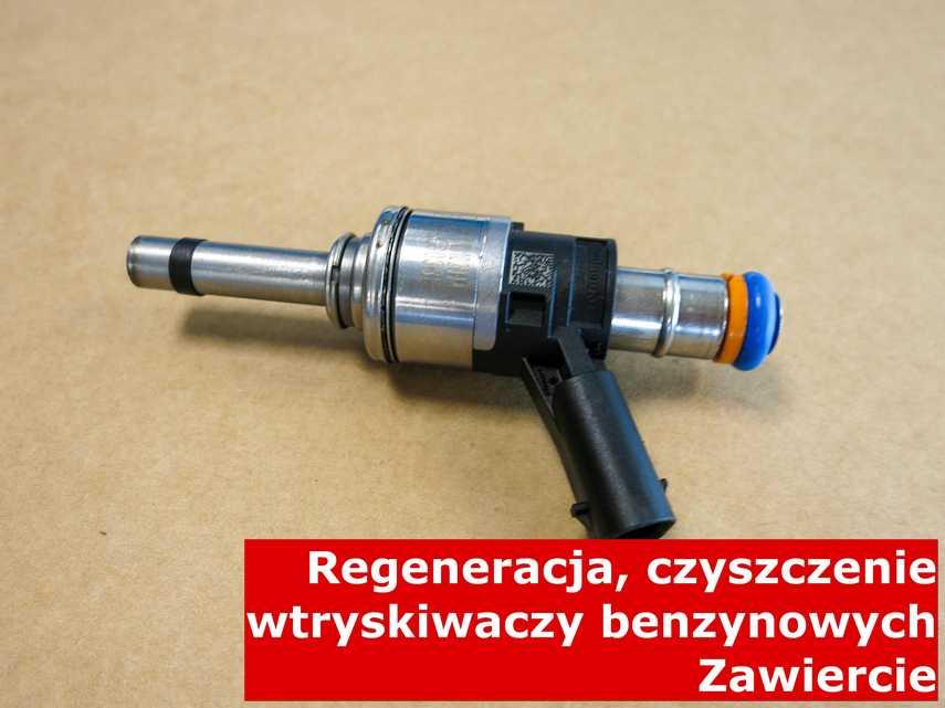 Wtrysk pośredni wielopunktowy z Zawiercia po regeneracji, zregenerowany na specjalnej maszynie